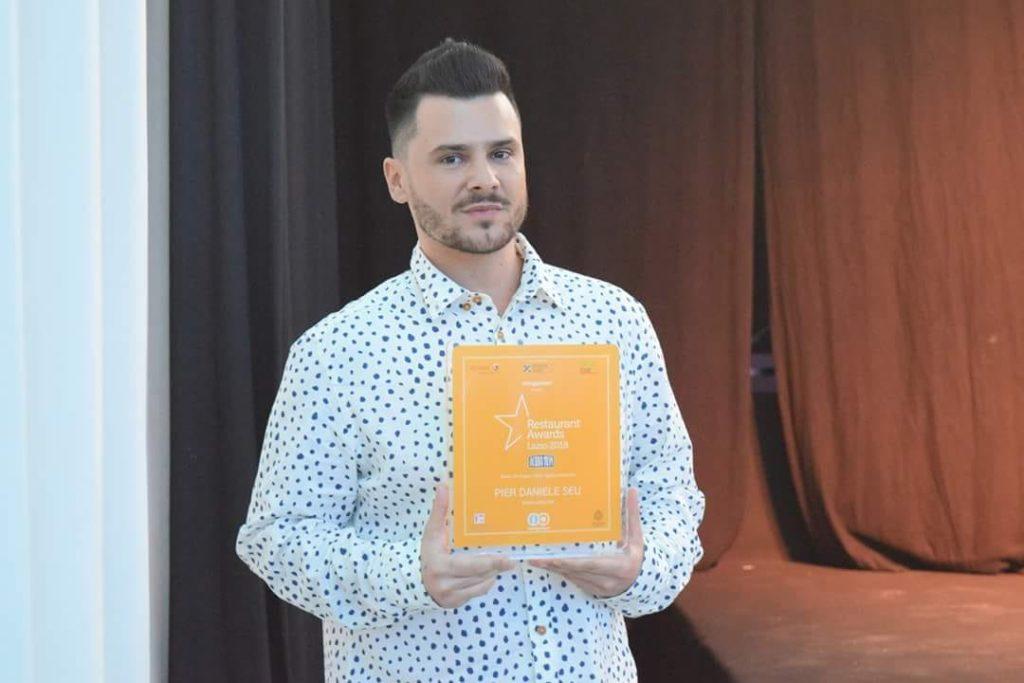Pier Daniele Seu Restaurant Awards